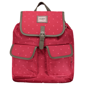 Mochila-Zarka-Rose-Red